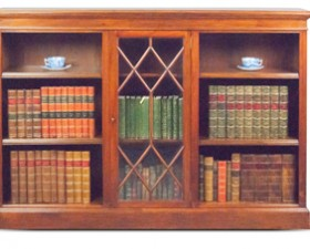 Bookcase - Walnut
