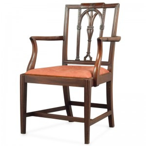 ADAM STYLE CARVER CHAIR